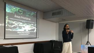 Sense-Lab modera oficina sobre áreas prioritárias para conservação da biodiversidade de Minas Gerais