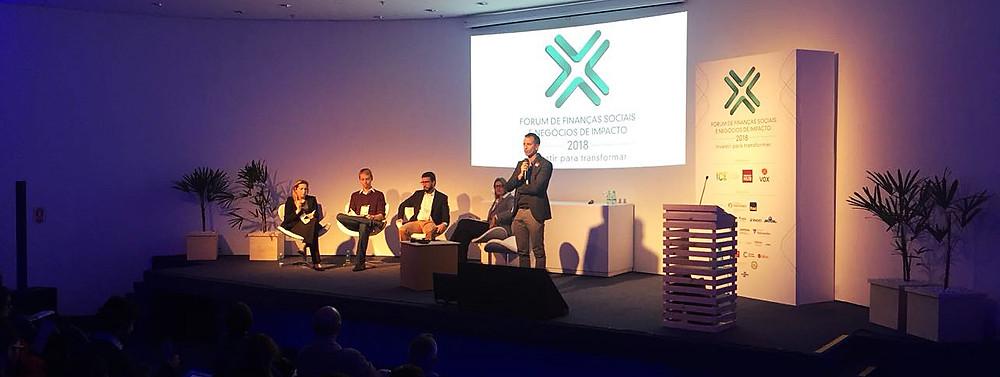 Forum de Financas Sociais   Sense-Lab