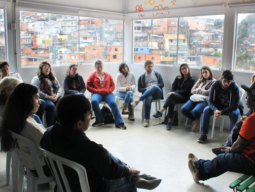 Um jornada guiada pelo propósito - Turma 9 Business Design for Change