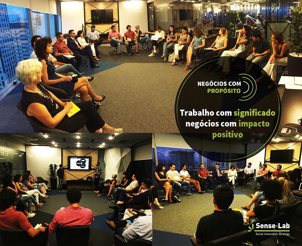 Workshop Negócios com Propósito