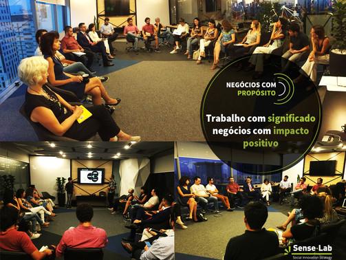 Workshop Negócios com Propósito - Criando empresas relevantes para a sociedade