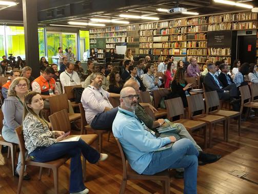 Lab de Inovação Multiatores sobre Baía de Guanabara