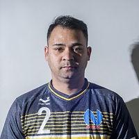 MF No.2 ジョゼ アウグスト マルケス  ダ アラウージョ(ブラジル)