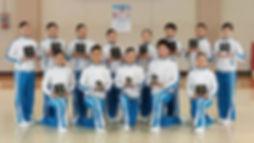 表彰されたSKJ13選手