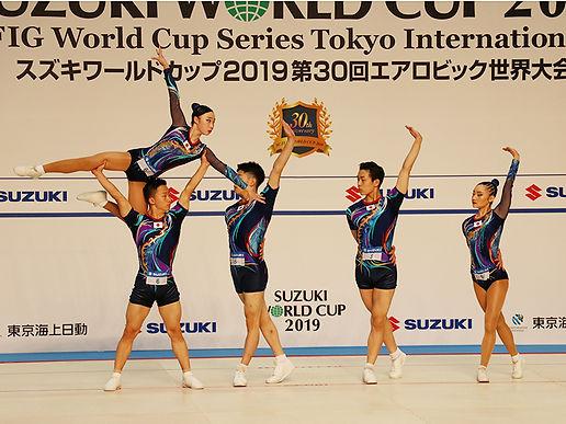 スズキワールドカップ日本代表グループ