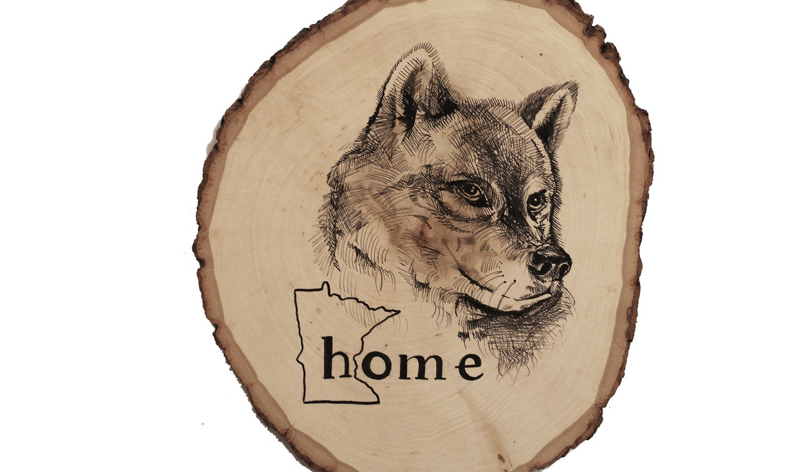 Wolf MN Home