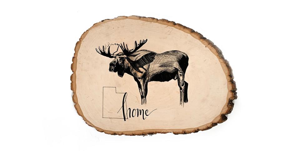 Moose home