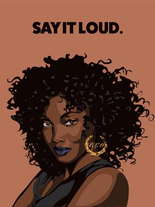 Say It Loud