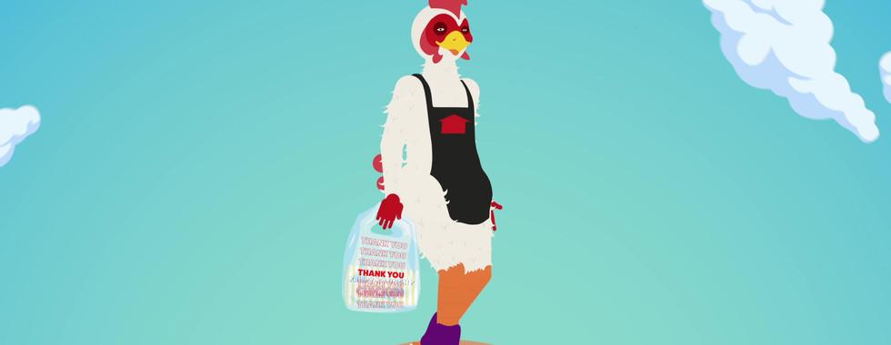 Krispy Krunchy Chicken loop