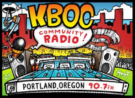 KBOO Community Radio Interviews the Bridge Lady