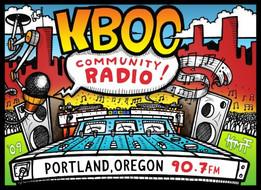 KBOO Community Radio Interviews the Bridge Lady