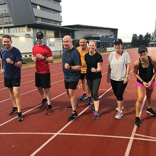 5 x speed squad session- no track fee