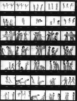 Blind Faith (1977) - contact sheet