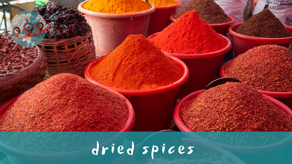 spices fresh market