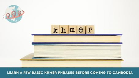 Basic Khmer phrases for getting around
