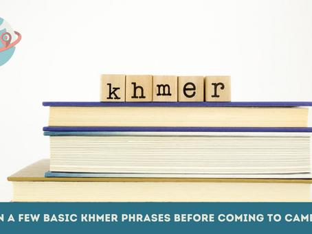Basic Khmer phrases for getting around