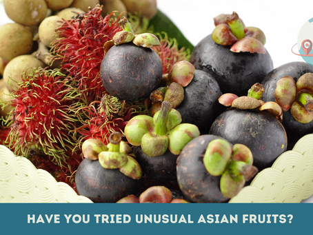 Must try fruits of SE Asia