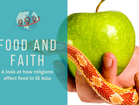 Food and Faith in SE Asia
