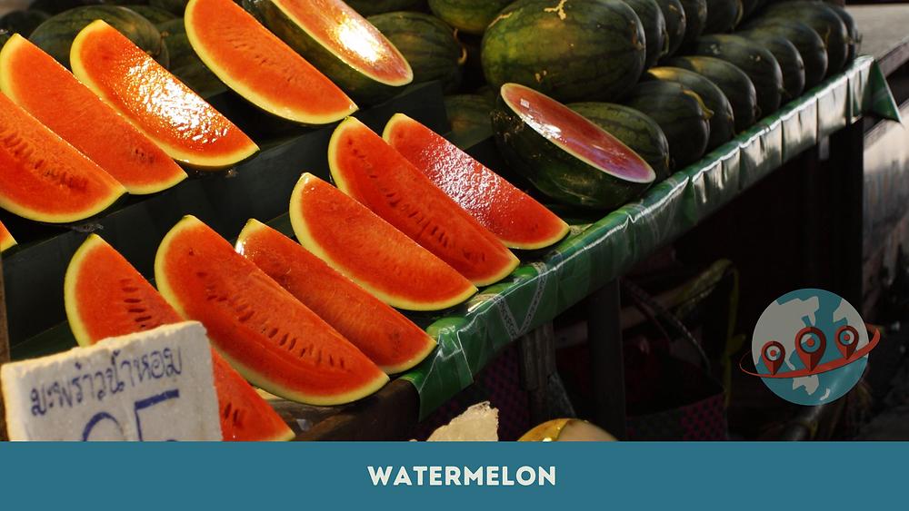 watermelon thailand