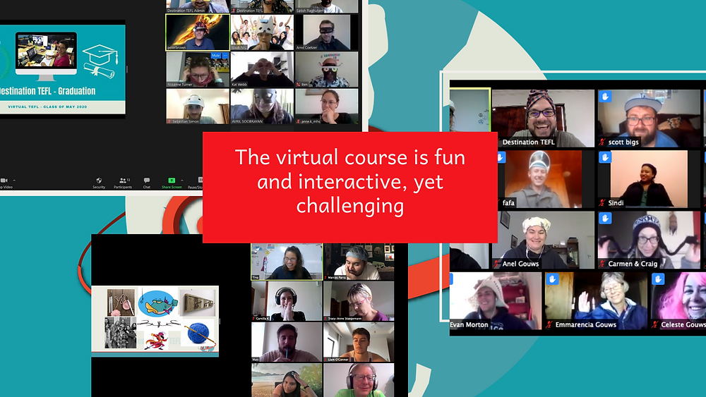 Best virtual TEFL course