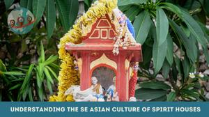 Thai spirit houses