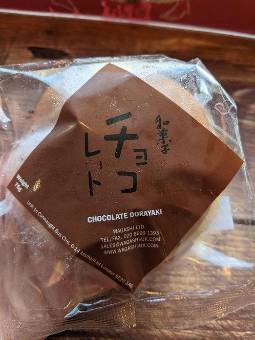 Chocolate Dorayaki