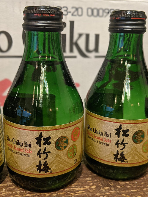 Junmai-shu Sake 180ml