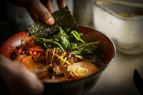 Pork Black Sesame Tan Tan Men