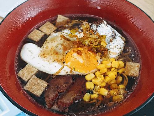 Shoyu 'Breakfast' Ramen