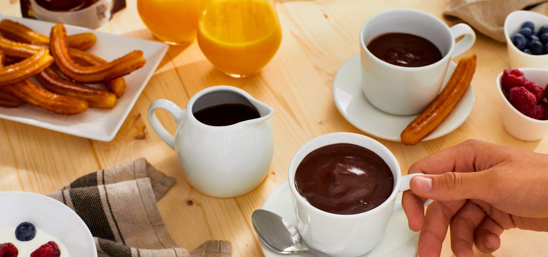 CHOCOLATES PALADÍN WEB