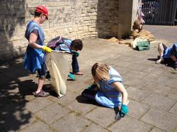 Castletown litterpicking.JPG