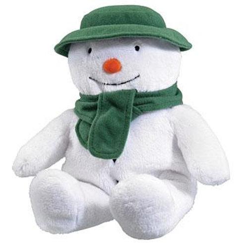 Snowman  Cuddly Soft Toy