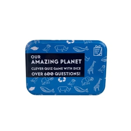 Gift in Tin - Our Amazing Planet Quiz