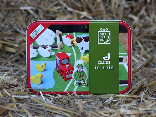 Gift in Tin - Farm in Tin
