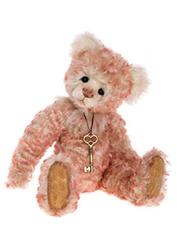 Charlie Bear - Isabelle Collection Bergman