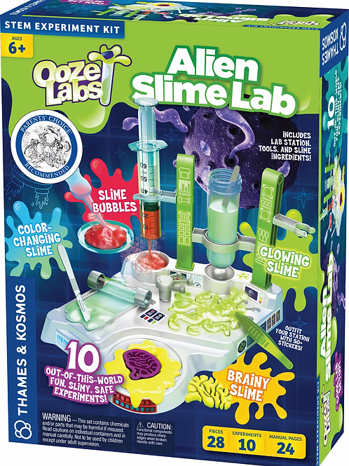 Kosmos - Alien Slime Lab