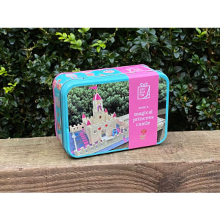 Gift in Tin - Magical Princess Castle
