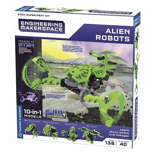 Kosmos - Alien Robots