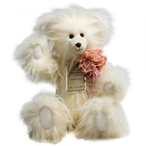 Silver Tag Bear Sophia