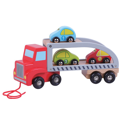 Jumini - Car Carrier