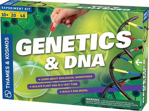 Kosmos - Genetics and DNA