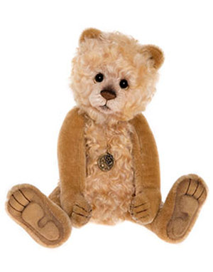 Charlie Bear - Isabelle Collection Chuddy