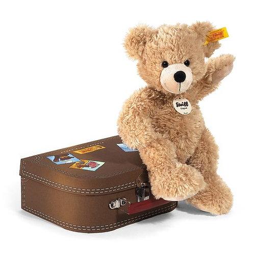 Steiff - Fynn in Suitcase - 28cm
