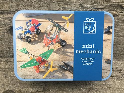 Gift in Tin - Mini Mechanic