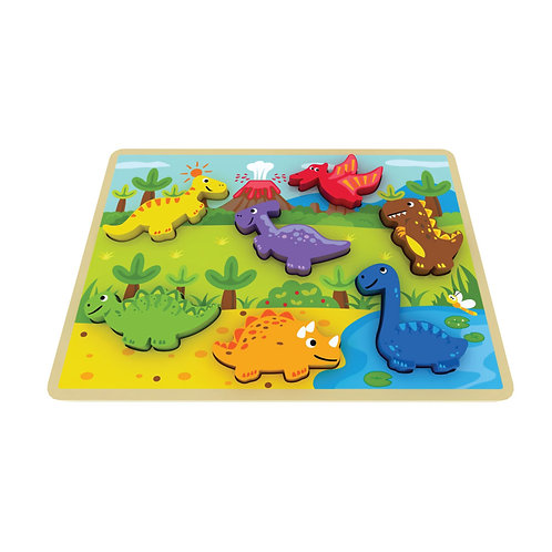 Jumini Dinosaur Puzzle