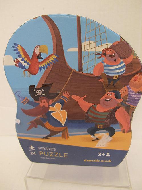 Crocodile Creek - Pirates Puzzle