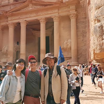 Pilgrimage Trip to Jordan, Israel, Dubai