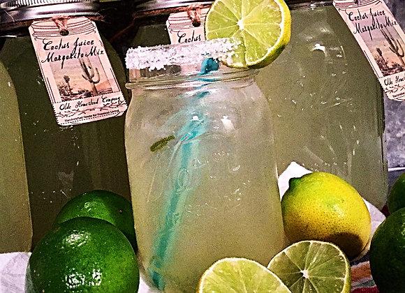 Cactus Juice Margarita Mix