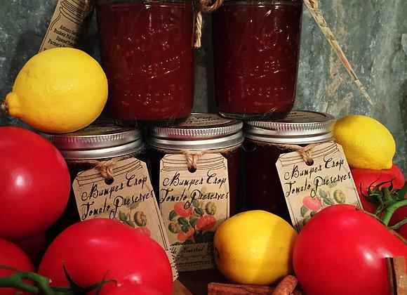 Bumper Crop Tomato Preserves