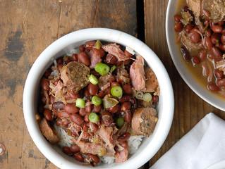 DIY Creole Red Gravy & Andouille Sausage